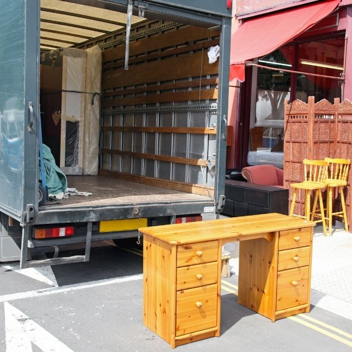 furniture removal in cape town